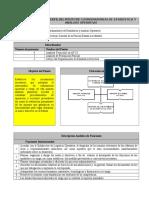 Descripcion y Perfil Del Puesto de Coordinador de Estadistica y Analisis Operativo