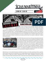 Noticias Maritimas(Junio 2015)