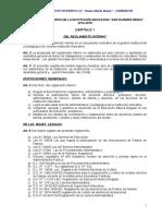 Reglamento Interno 2014-2016 SMR
