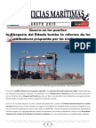 Noticias Maritimas (Epoca 2-Numero 3 AGOSTO 2015)