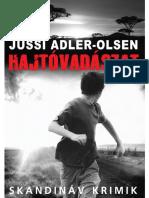 Jussi Adler-Olsen - A Q-ügyösztály Esetei 5. - Hajtóvadászat