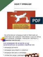 25506537 Presentacion EMPAQUE Y EMBALAJE Citsia
