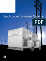 Synchronous Condensers Up to 100 MVAr