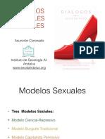 Modelos Sociales Sexuales - Asunción Coronado. Instituto de Sexología Al-Andalus