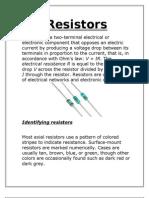 6 Resistors
