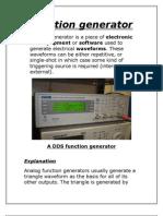 7 Function Generator