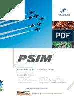 PSIM Brochure