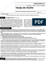 Hcv La Vasija de Aceite 30 Oct 16