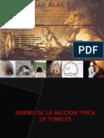 Documents.mx Secciones Tipicas de Tuneleria y Dise (1).Pptxuuu