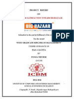 Big Bazaar Final Report