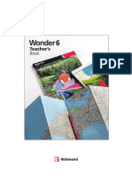 327922696 Teacher s Book Wonder 6