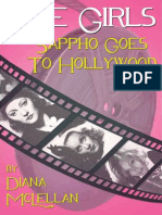 Diana McLellan - The Girls Sappho Goes to Hollywood.2013 CreativeCommonsLicense