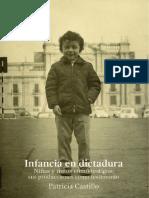 Infancia en Dictadura. Ninas y Ninos Tes