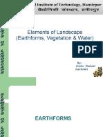 Landscape - Earthforms & Plants