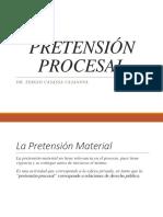 Pretension - Acumulacion