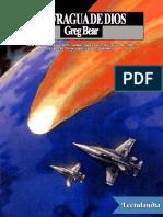 La Fragua de Dios - Greg Bear