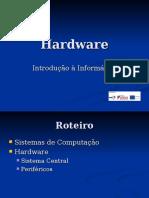 Hardware Introdução