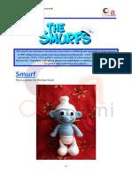 Charami Pattern Smurf EN1