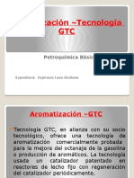 Aromatización GTC Espinoza