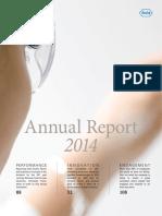 Roche Annual Report 2014
