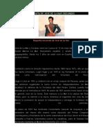 Biografía de José de La Mar