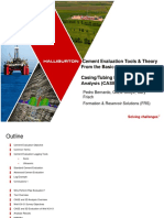 Cement Evaluation Tools