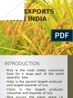 RICE EXPORTS FROM INDIA.pptx