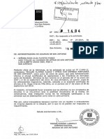 Oficio 1484 Servicio Nacional de Aduanas