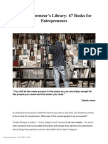An+Entrepreneurs+Library_67+Books+for+Entrepreneurs