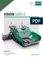 Vision 5203-2 Us Vogele