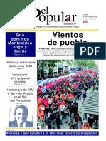 El Popular 369 Órgano de Prensa Oficial del Partido Comunista de Uruguay