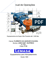 Manual l300-4 Sap-giii P-35 Elétrico
