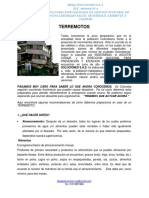 Preparación Para Terremotos PDF