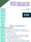 Translation Studies Slides
