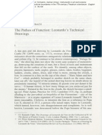 Fehrenbach the Pathos of Function Leonardos Technical Drawings 2008