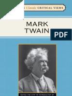 Bloom's Classic Critical Views--Mark Twain