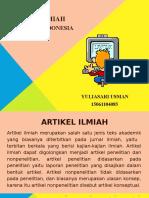 Ekonomi c1 (Yuliasari Usman)