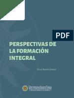 Perspectivas de la Formación Integral