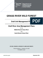 Unit Management Plan (UMP) for the Grass River Wild Forest