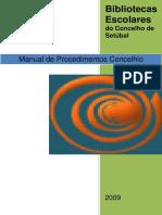 Manual de Procedimentos Concelhio Para a Catalogação de Documentos (3)
