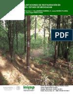 Evaluación de Plantaciones de Restauracion en Michoacan
