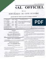 RCI Code 2015 Travail