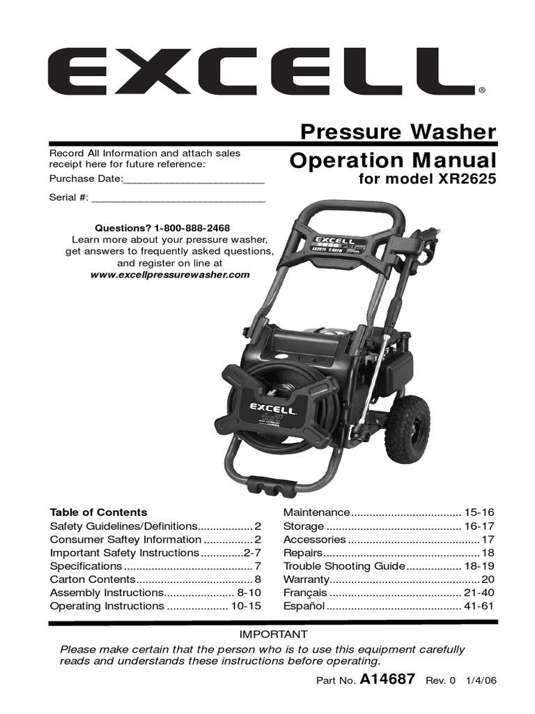 xr2625 manual tire exhaust gas rh scribd com 1997 Honda Accord Manual Honda Repair Manual
