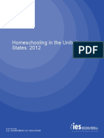 Homeschooling in the United States