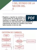 Registro Auditoria y Gestión de La Configuración de SW