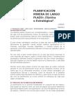 Planificación Minera de Largo Plazo