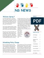CNS Newsletter 2008-04
