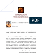 8 - Doctrina y Argumento en Filosofía India