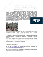 Trabajo Sobre Ambiente e Influencia Humana