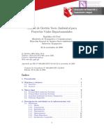 Manual de Gestión S.a.P.V.